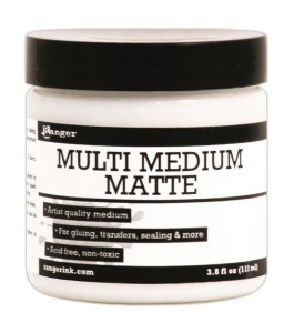 Ranger Multi Medium Matte, 3.8 oz