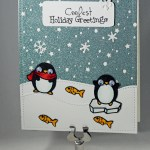 Holiday Card 2015 – Coolest Winter Greetings