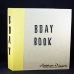 Kat's Birthday Calendar Book
