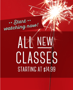 All Crafts Classes on Sale!