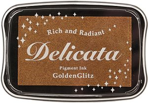 Delicata Gold Ink pad
