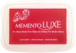 memento luxe pigment ink pads