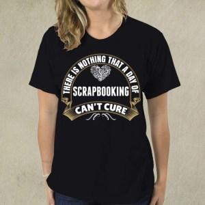 scrapbooking t-shirts