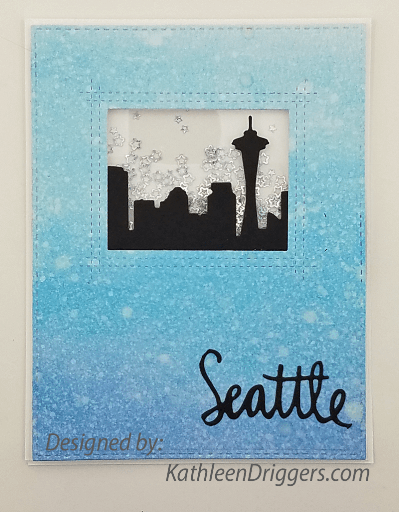 Seattle Shaker Card