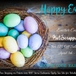 Easter Sale & Coupon Code for Kat Scrappiness!
