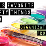Kat's Favorite Organizational Products 2018