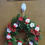 Kat's Mini Christmas Wreath