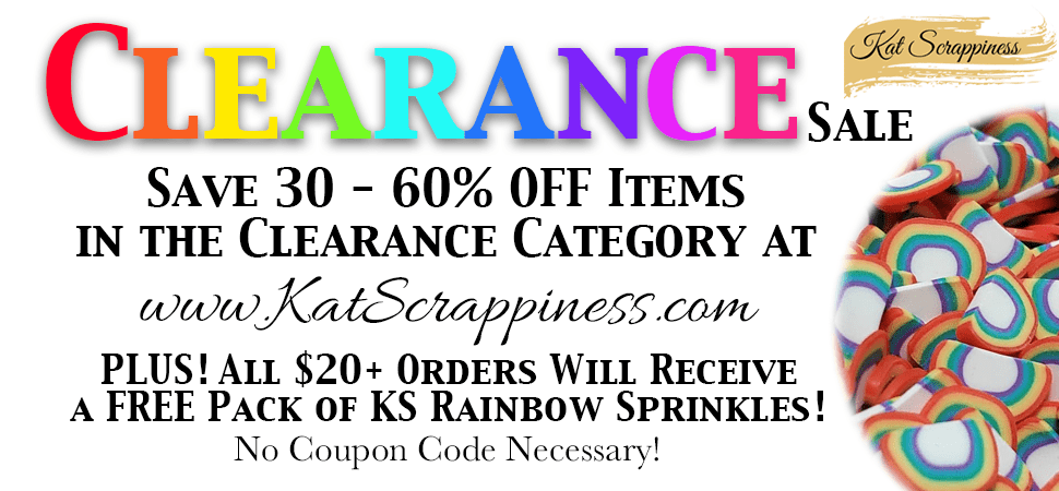Kat Scrappiness Clearance Sale