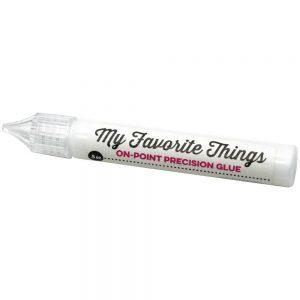 my favorite things glue tube