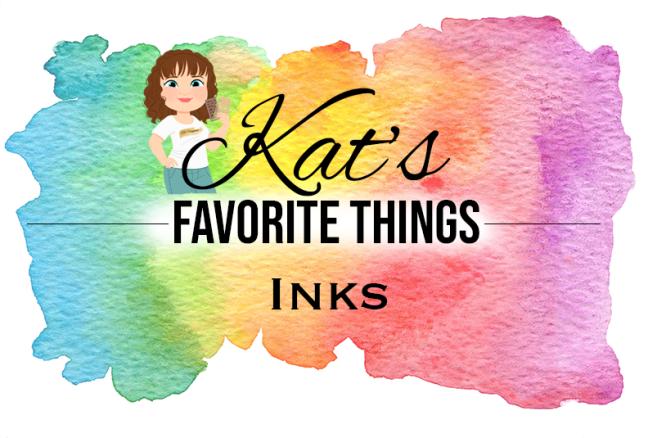 Kat's Favorite Ink Pads