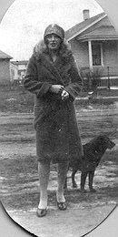 My paternal grandmother, Della Stark