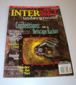 Internet Underground No 1