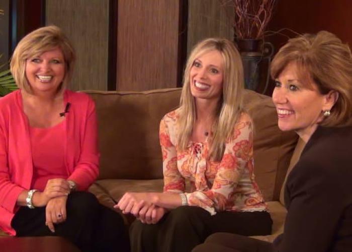 Igniting Women Television - Robin Bertram, Wendi Pett
