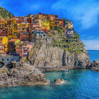 The hunt for the elusive Golden Travel Guide to Italy comes to an end