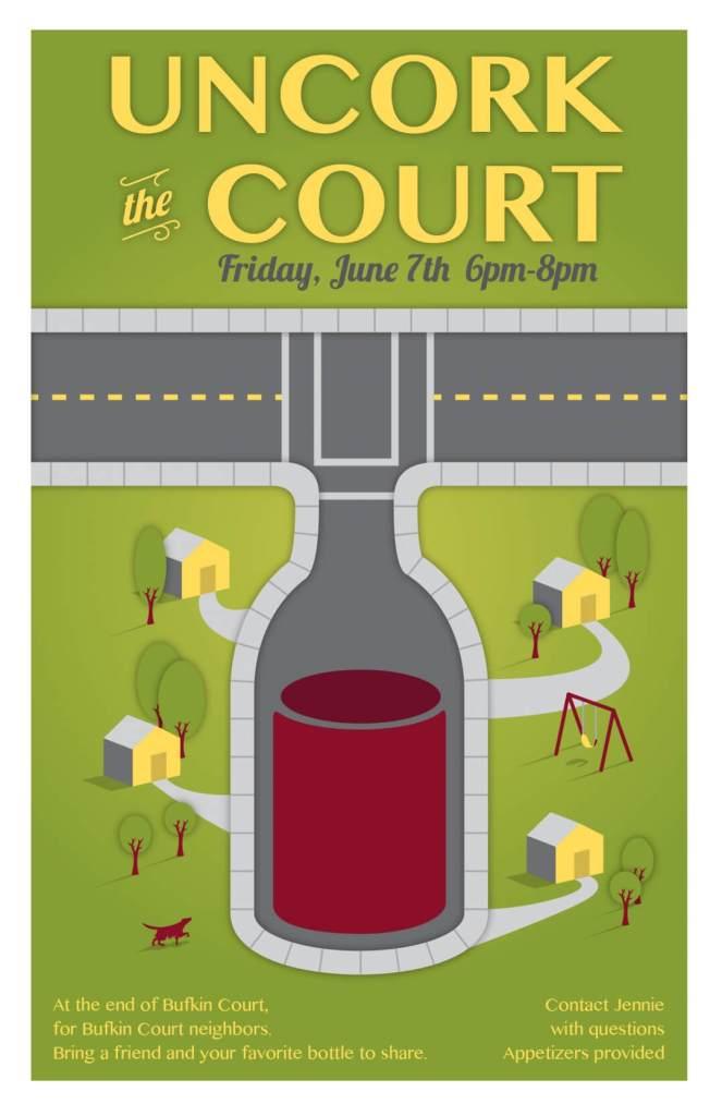 Uncork the Court