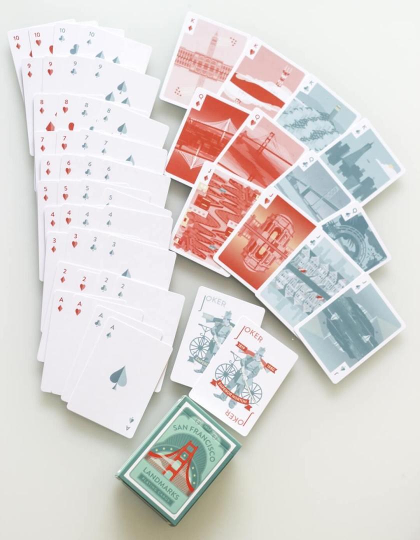 SF Card Deck 4