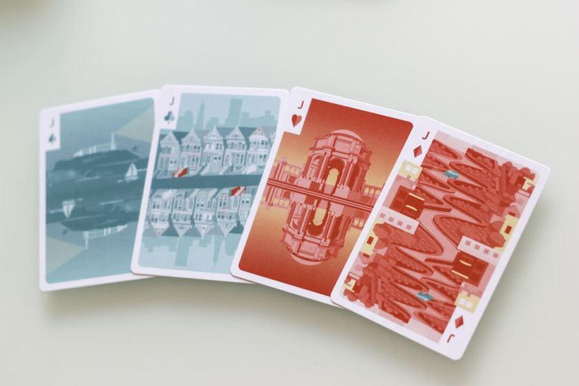 SF Card Deck Jacks