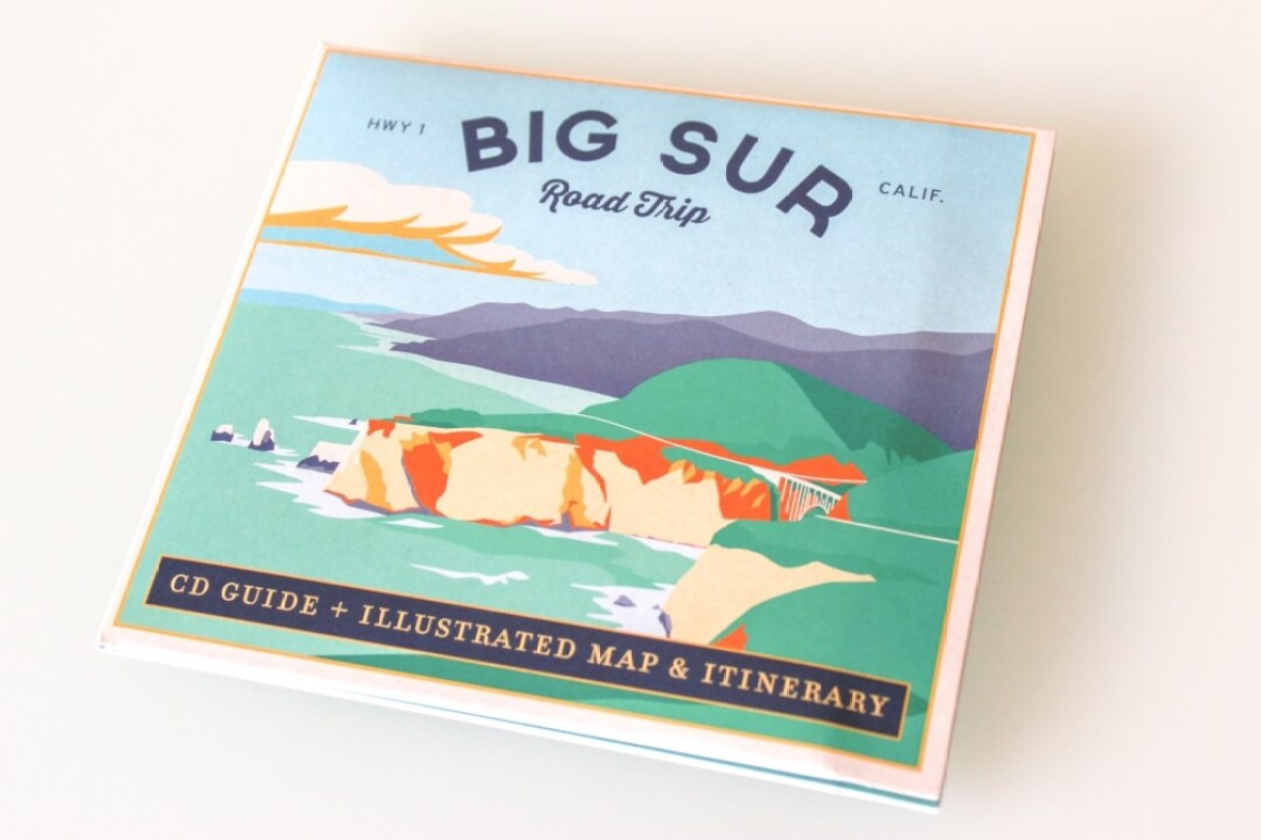 Big Sur 1 Cover