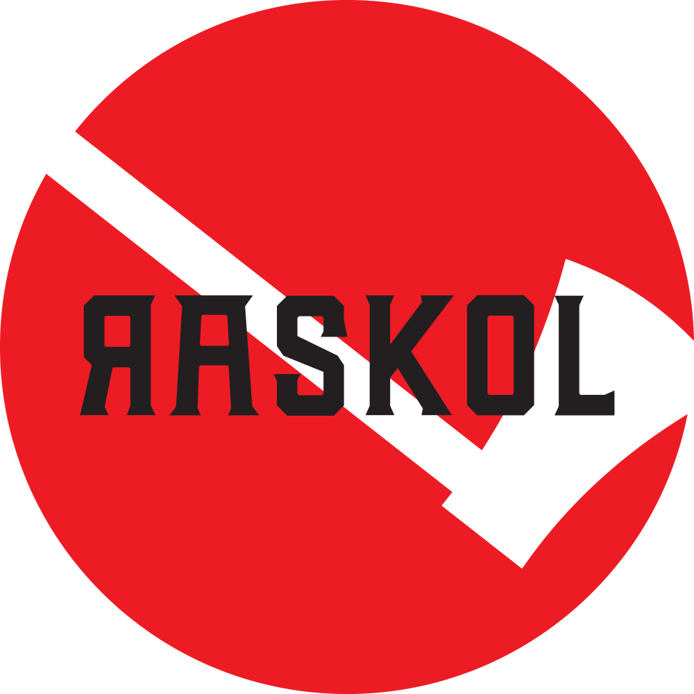 Raskol Logo Version 1a web