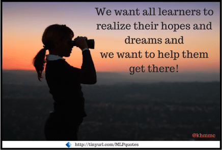 Hopes and dreams quote
