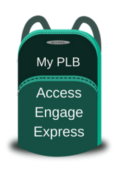 My PLB Access, Engage and Express