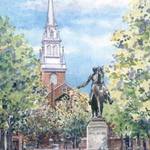 Boston Scenes