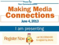 Making Media Connections Presenter Badge