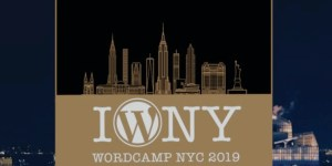 Logo from WordCamp NYC