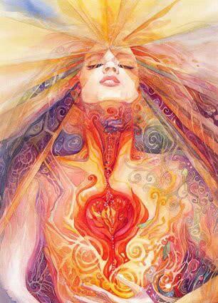 Awakened Heart Woman