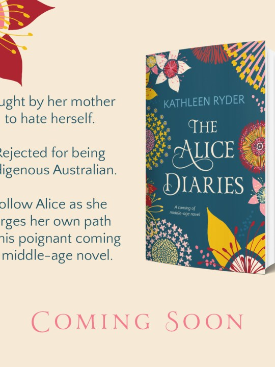 The Alice Diaries – Coming Soon