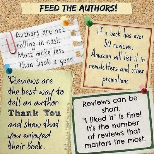 Feed The Authors!