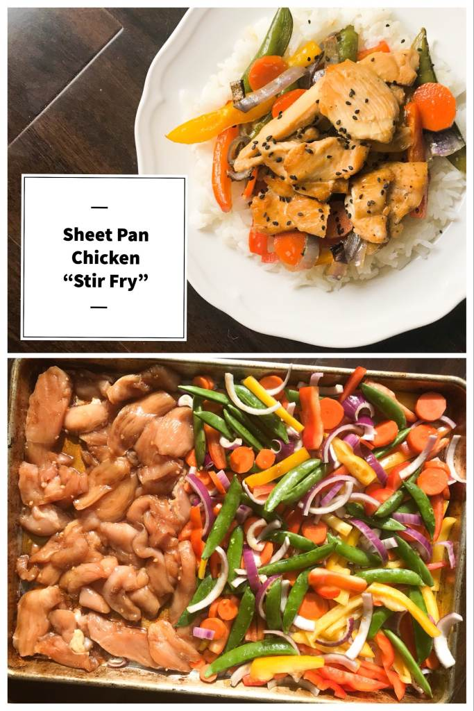 Easy to throw together using whatever vegetables you have on hand. Great for an easy weeknight meal or meal prep. Serve with rice and you've got yourself a filling, healthy meal.