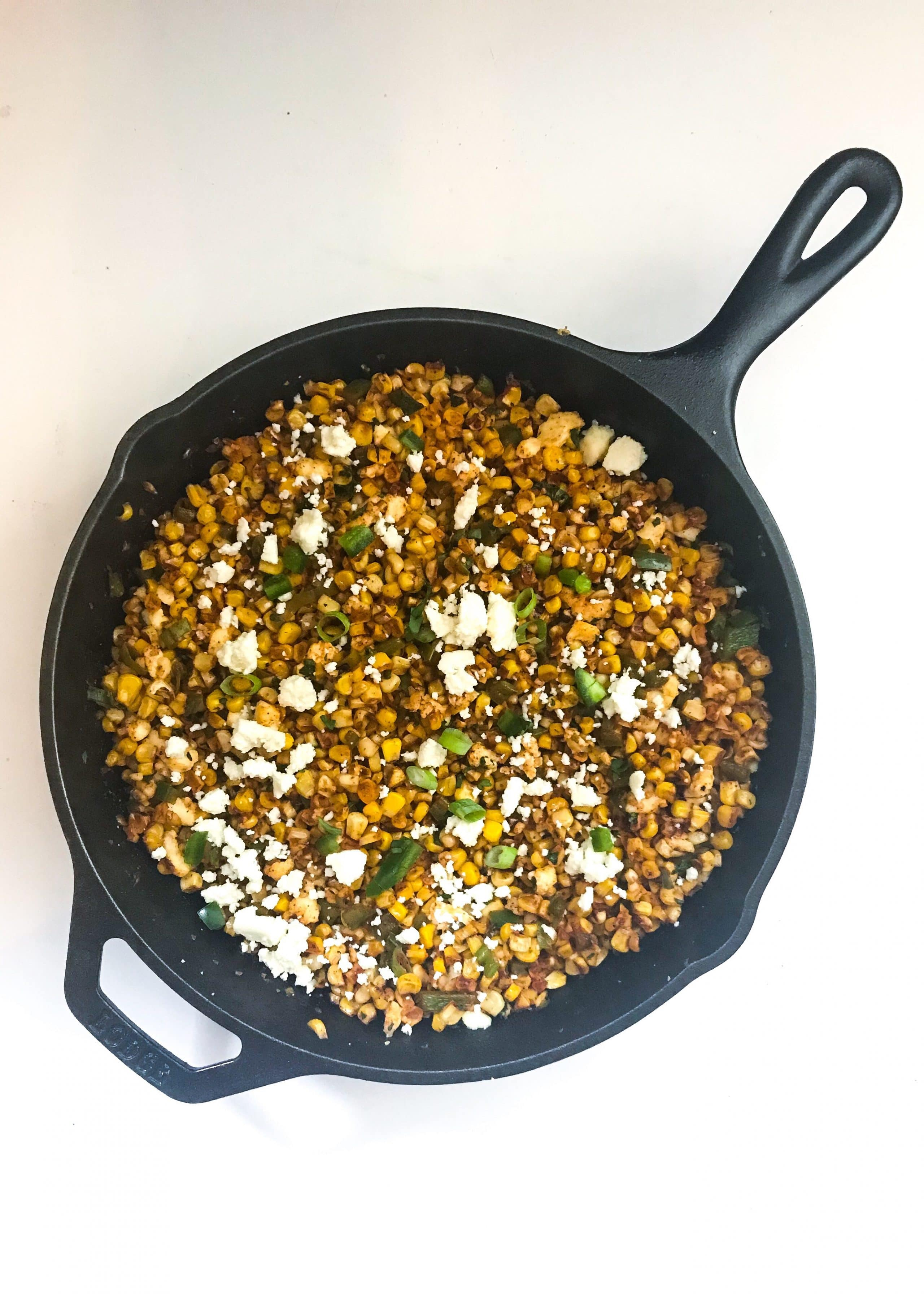 Mexican Skillet Corn