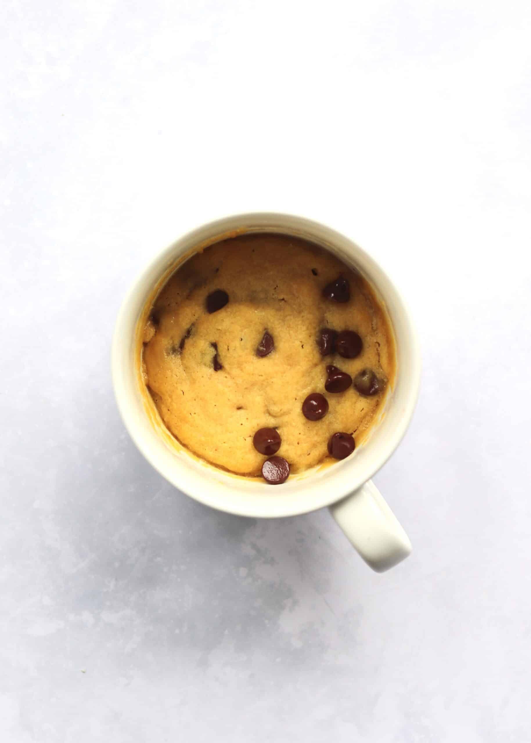 Chocolate Chip Cookie Mug