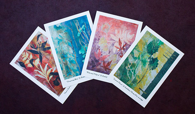 photo of Flora Post Cards