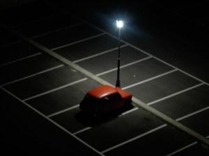 eenzame_auto