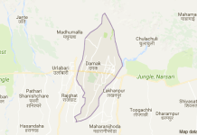 Damak-Rabi Chisapani road