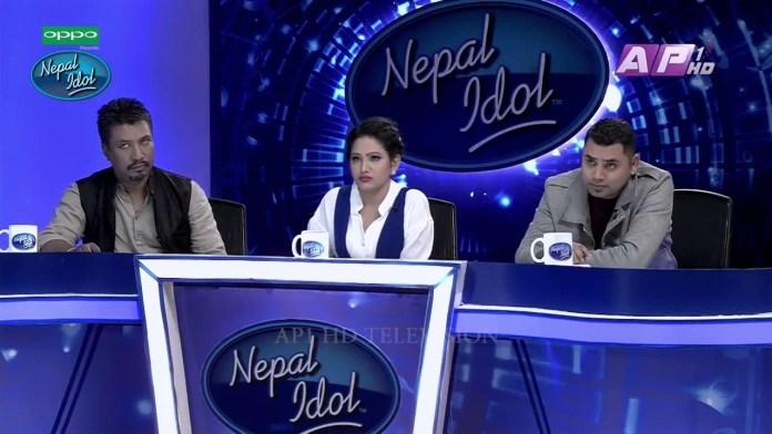 Nepal Idol grand finale