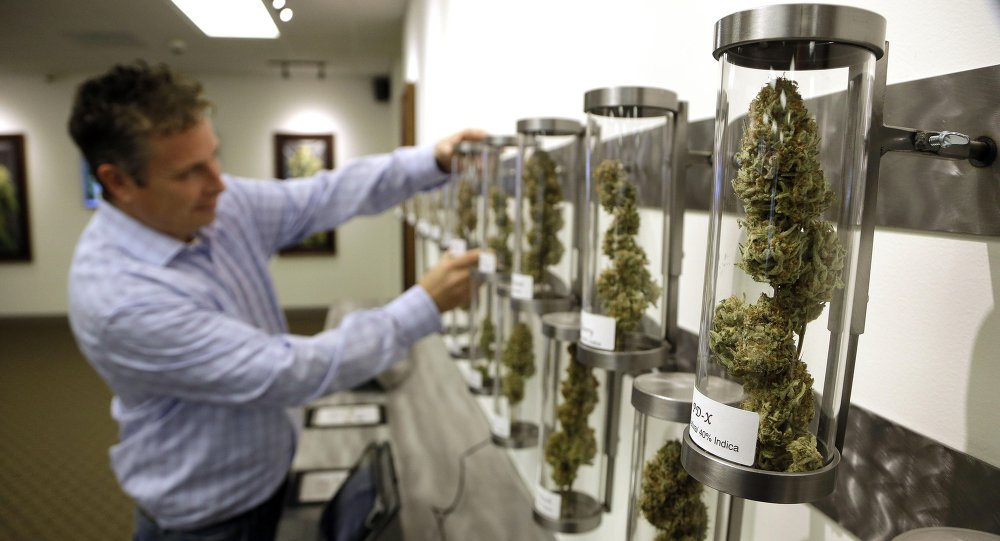 California's First Recreational Marijuana Retail License Issued to San Diego Business