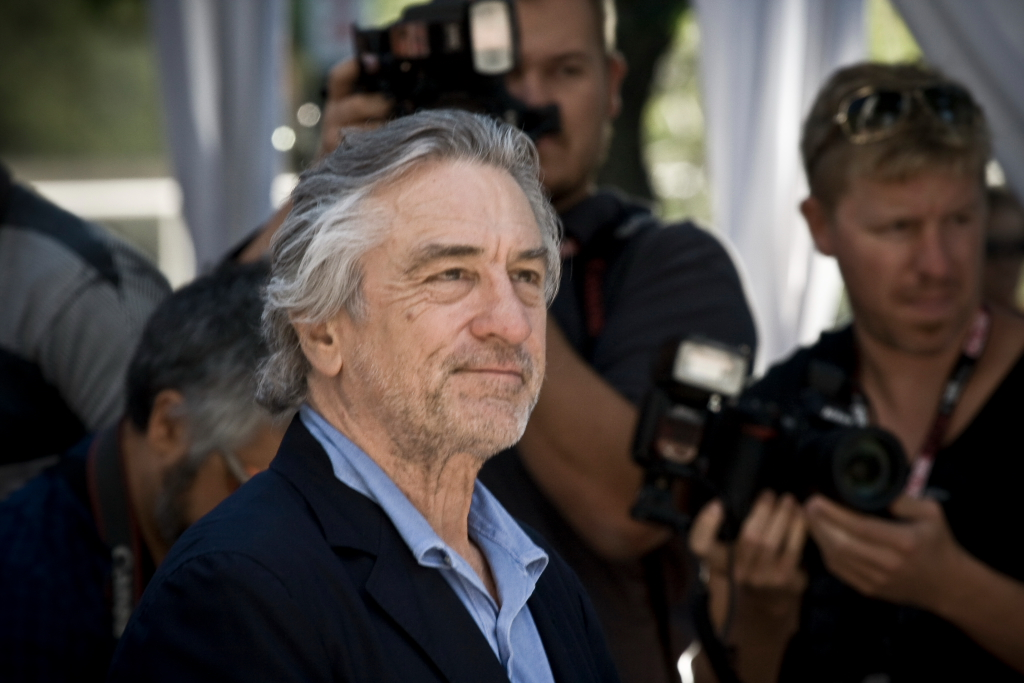 Robert De Niro Has The Strongest Words For US President, Donald Trump