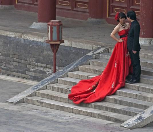 Beijing couples