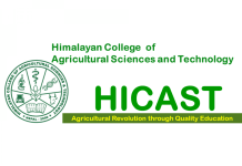Himalayan College of Agricultural Sciences and Technology (HICAST)