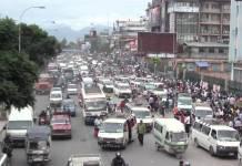 Kathmandu Traffic