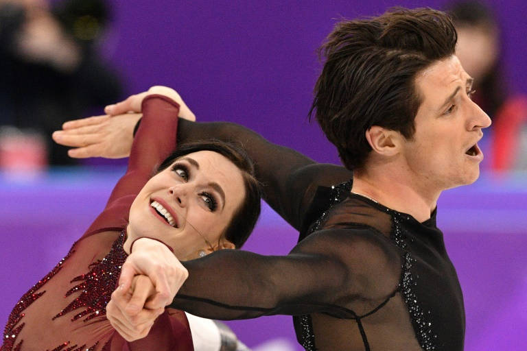 What Tessa Virtue and Scott Moir like about each other