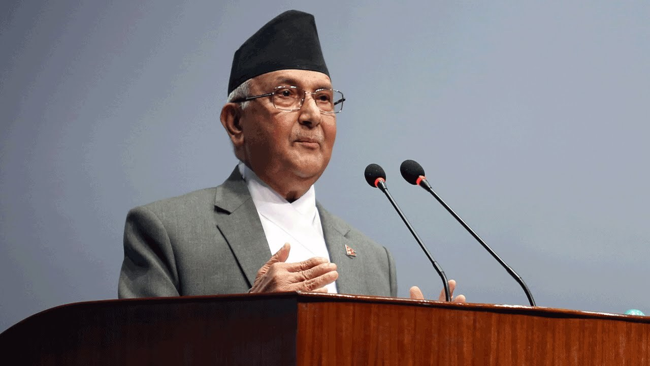 Prime Minister Oli wins historic vote of confidence