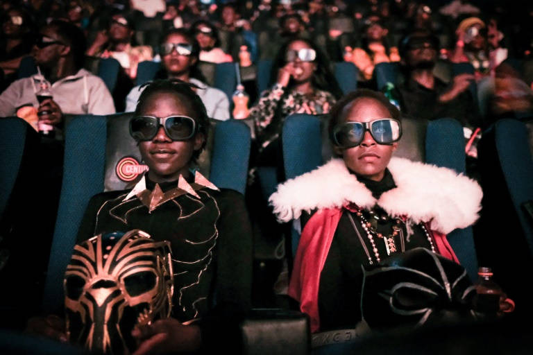BLACK PANTHER Continues Torrid Box Office Pace With Record Tuesday