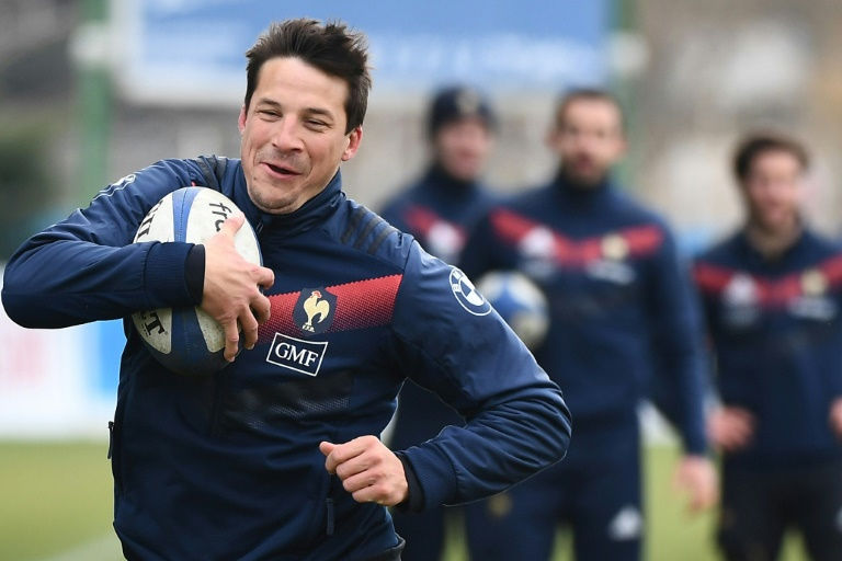 Francois Trinh-Duc returns to France XV for England Six Nations clash