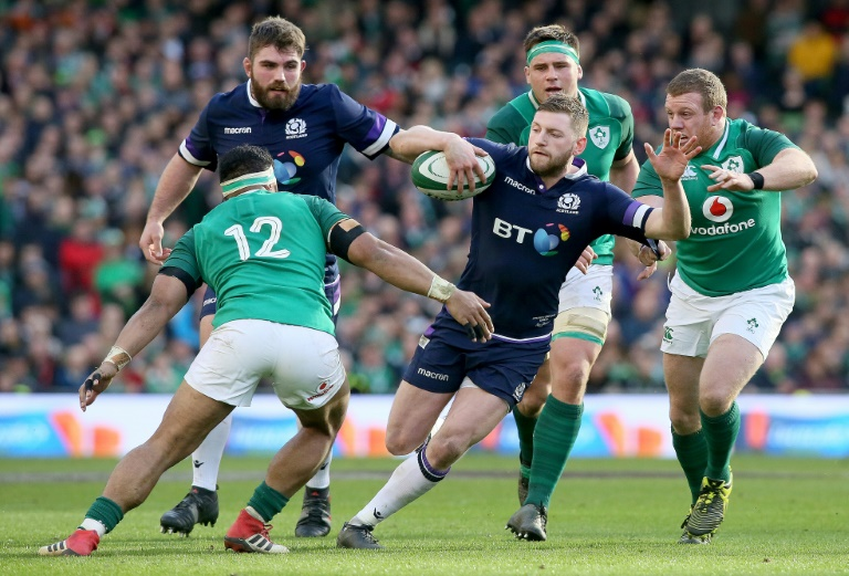 Scotland survive scare to beat Italy