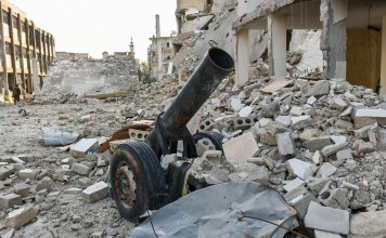 end of Syria's civil war