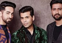 Koffee with Karan: Get ready for Vicky and Ayushmann's bromance